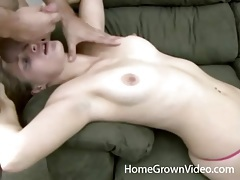 Amateur bj and ball sucking with a hot facial tubes
