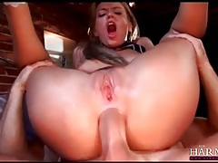 Young holes ruined in double penetration porn tubes