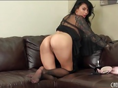 Sheer black robe on sexy tera patrick tubes