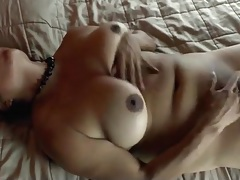 Curvy latina mature masturbates her fresh pussy tubes