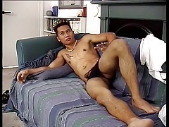 Hard body young asian strips in solo video tubes