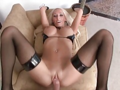 Big dick fucks slutty lichelle marie in pov tubes