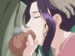 Old man blown by beautiful big tits hentai girl tubes