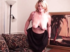 Solo blonde mature is a sultry treat tubes