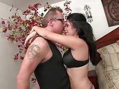 Sultry sativa rose stars in oral sex video tubes