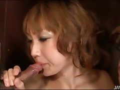Japanese anal sex video with a bit of double penetration 2 tubes