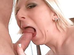 Pretty girl licks and sucks a dick in pov tubes