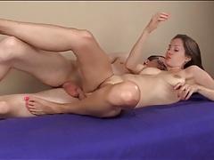 Bf slowly fingers sexy girl lelu love tubes