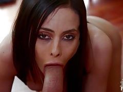 Big tits brandy aniston sucks big cock tubes