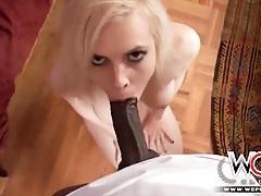 Busty blonde kristy snow has pov interracial sex tubes