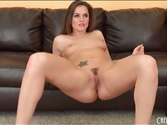 Tori black teases in lipstick and high heels tubes