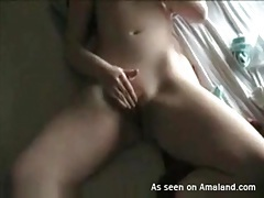 Gf flips over for hot doggystyle sex tubes