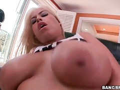 Fuck hole of bridgette b takes a hot creampie tubes