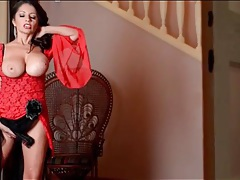 Susana alcala is a titty teasing glam babe tubes