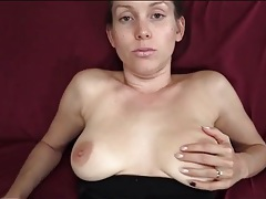 Hot babe wants your seed to impregnate her tubes