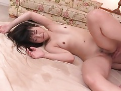 Missionary japanese sex with a wet creampie tubes