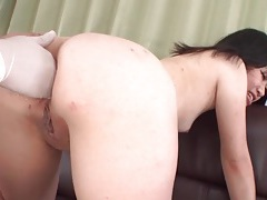 Ass fingered japanese girl would like to suck dick tubes
