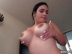 Fat latina booty is breathtaking in a fuck video tubes