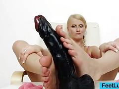 Blondie doll kasia linsey foot fetish 2 tubes