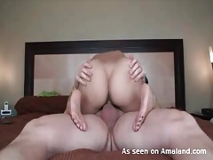 Girl on top in a 69 gives a stunning blowjob tubes