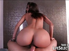 Two pov sex scenes with cumshots for the sluts tubes