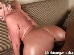 Curvy sara jay makes black cock feel so good tubes
