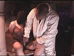 Bound girl velicity von fondled by a black guy tubes