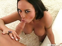 Perfect oral sex from a skilled latina pornstar tubes
