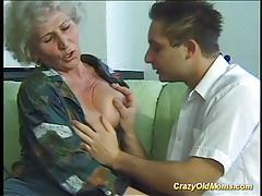 Busty hairy mom deepthroat on big dick tubes