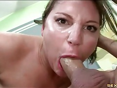 Nasty cocksucker gets on top and gets laid tubes