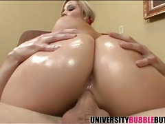 Jiggling booty babe alexis texas fucked by a hard dick tubes
