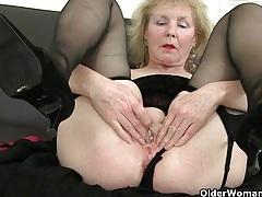 British grandma's wicked ways tubes