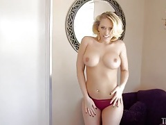 Big ass kagney linn karter is amazing in a thong tubes