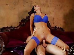 A great jasmine jae blowjob gets him hard for fucking tubes