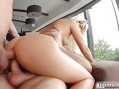 Pornstar jessie volt gets a huge anal creampie tubes