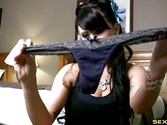 Jerk off instructions from a babe that loves to humiliate tubes