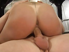 Bartender fucks a gorgeous long hair blonde girl tubes