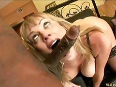 Hot white milf adrianna nicole boned by bbc tubes