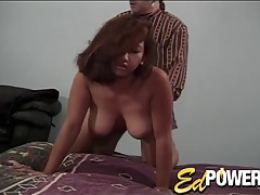Great sex with an incredible curvy asian girl tubes