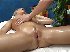 Mia malkova rubbed and fucked by her masseur tubes