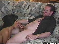 Asian cunt munched and fucked by a white dude tubes