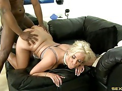Milf used as a whore for the black guy tubes