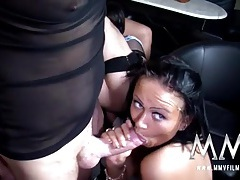 Slutty swingers fucked in a hot orgy tubes