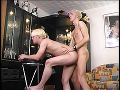 Guys stroking and sucking together try cock docking tubes