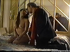 He dines on the pussy of a slender brunette beauty tubes