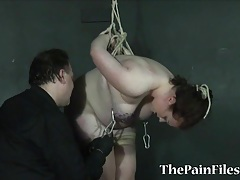 Fat slavegirls needle bdsm and extreme tubes