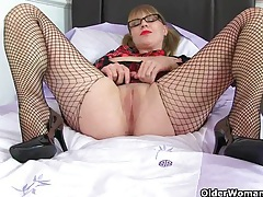 British milfs tracey lain and abi toyne fuck a dildo tubes