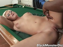 Staci thorn takes a load from hot black cock tubes