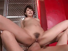 69ing with a hot japanese cocksucker tubes
