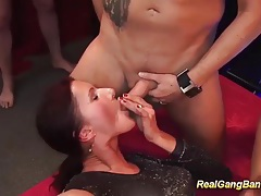 Swinger groupsex party orgy tubes